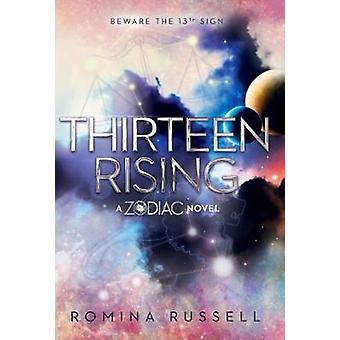 Thirteen Rising by Romina Russell - 9780448493558 Book