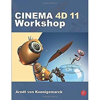 Cinema 4 d 11 Workshop