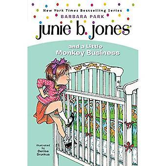 Junie B. Jones et un petit Monkey Business