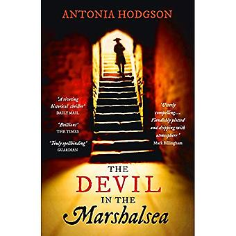 Djävulen i Marshalsea: Thomas Hawkins bok 1