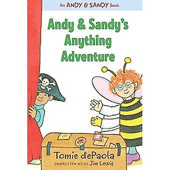 Andy & Sandy's iets Adventure