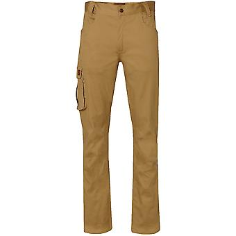 Caterpillar Mens AG Bellowed Classic Cargo Work Trousers