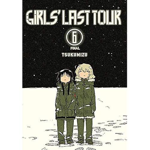 Girls' Last Tour, Vol. 6
