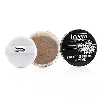 Lavera Fine Loose Mineral Powder - # 05 Almond - 8g/0.3oz