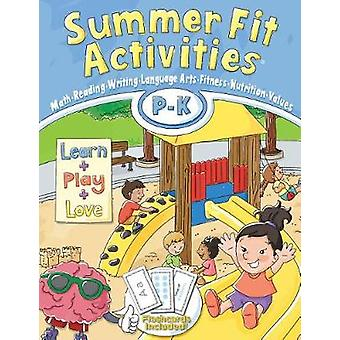 Summer Fit - Preschool - Kindergarten by Active Planet Kids Inc - Kel
