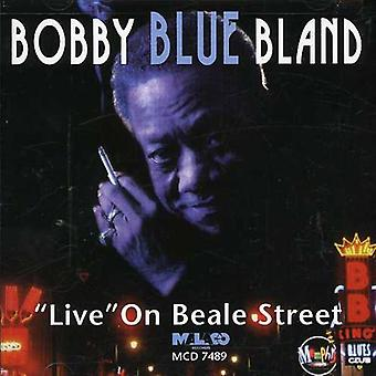 Bobby Blue Bland - Live on Beale Street [CD] USA import