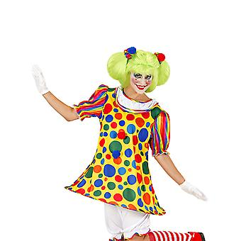 Clown fille (robe cerceaux Pantaloons hairband)