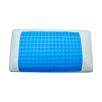 Active Living Gel Memory Foam Pillow With Cooling Pad