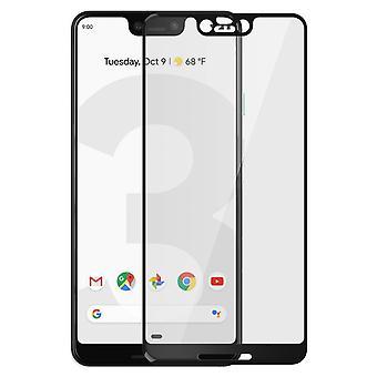 Imak Google Pixel 3 XL Tempered Glass 9H Ultra-resistant - Black Contour