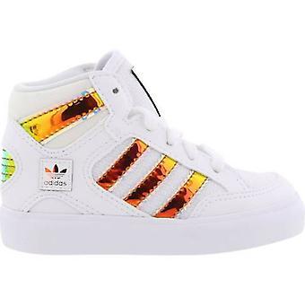 Adidas Originals twarde HI Niemowlę Buty sportowe - DA8901