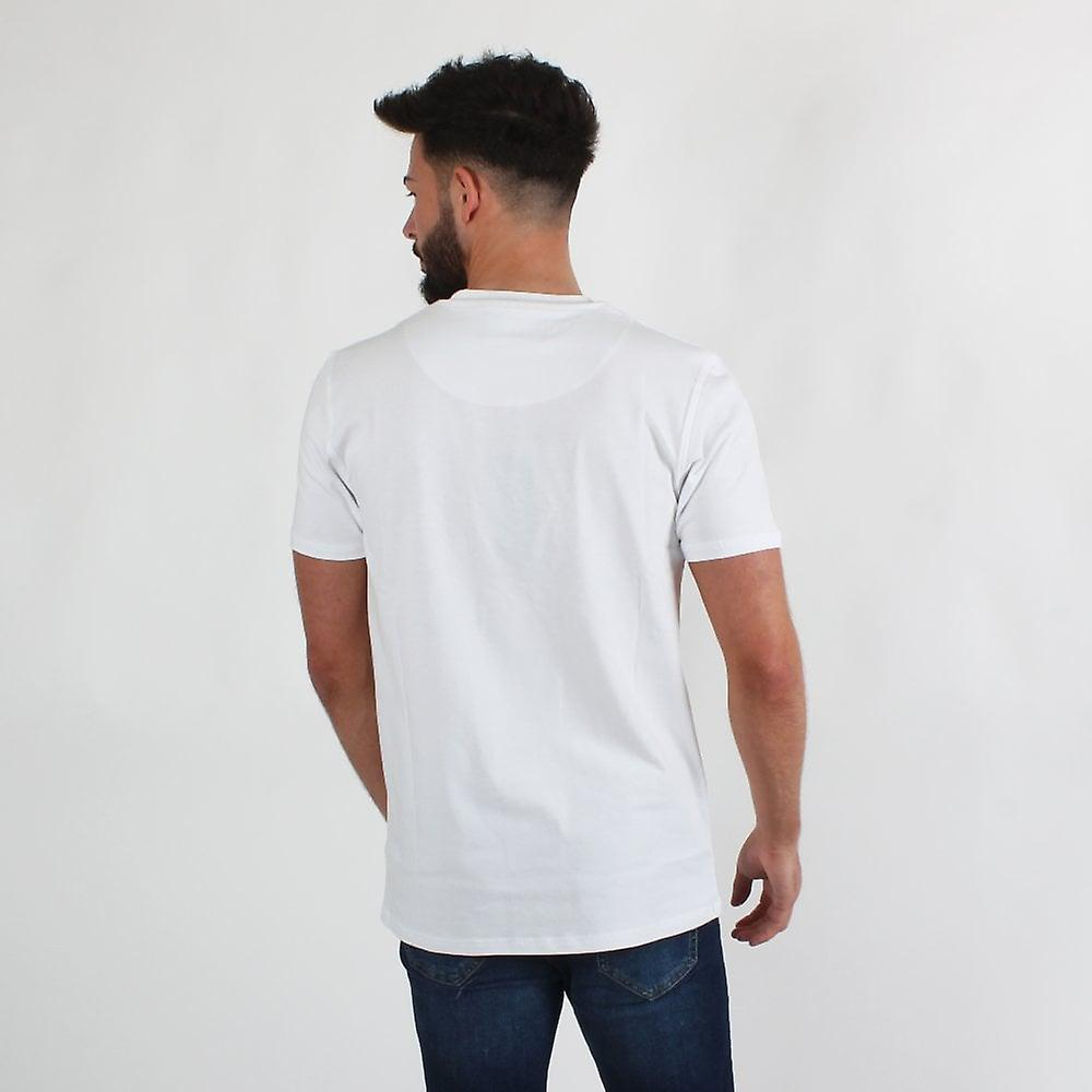 Nuevo Club Core Signature T-shirt - White/grey