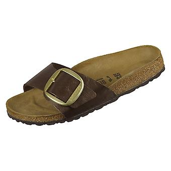 ビルケンシュッスト マドリード ビッグバックル 1015313 ユニバーサル夏の女性靴