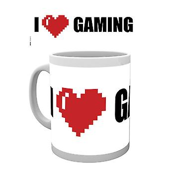 Gaming Gaming Boxed drinken mok Love