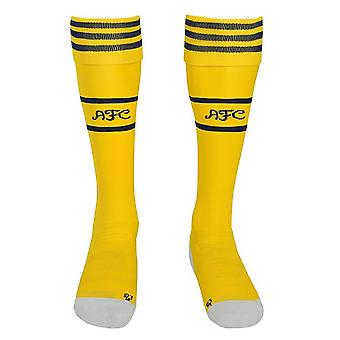 2019-2020 Arsenal Adidas Away Socks (Yellow)