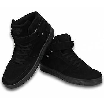 Shoes - Sneaker High - Dolce Black