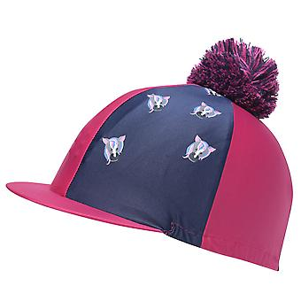 Shires Kids Tikaboo Hat Cover Junior