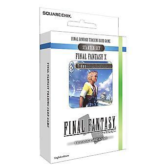 Final Fantasy X Starter Set Trading Card Game