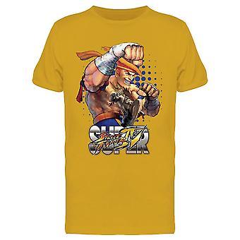 Street Fighter Adon Tee Men's -Capcom Designs