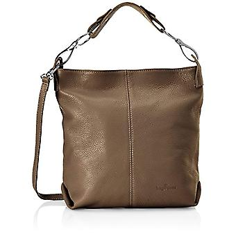 Bags4Less Yenna - Donna Braun (Taupe) 7x32x30cm (B x H T) shoulder bags