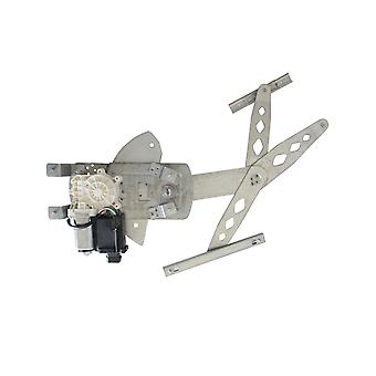 Front Right Driver Electric Window Regulator & motor for VAUXHALL MERIVA, 2003-2010