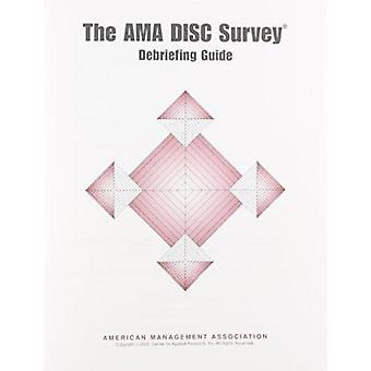 The AMA DISC Survey by Robert Cooke - 9780814470909 Book