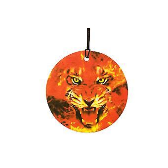 Flaming Tiger Auto Lufterfrischer