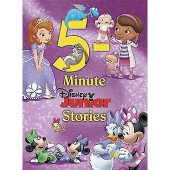 Disney Junior 5-Minute Disney Junior Stories by Disney Book Group - D