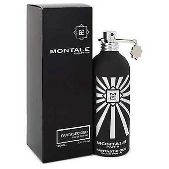 Montale Fantastische Oud Von Montale Eau De Parfum Spray (unisex) 3.4 Oz (Frauen) V728-542512