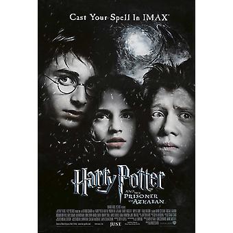 Harry Potter ja Azkabanin vanki (kaksipuolinen IMAX) alkuperäinen elokuva juliste