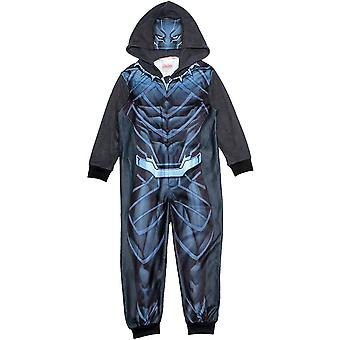 Ragazzi HS2119 Marvel Avengers Hooded Fleece Sleepsuits / Onesie Pyjamas