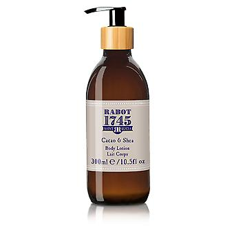 Cacao & shea butter body lotion 300ml