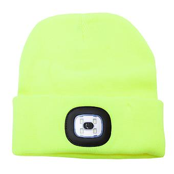 Pro Climate Mens Vision LED Beanie
