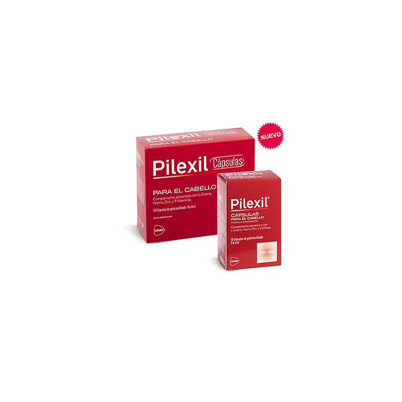 Pilexil Anti-Fall 50 Capsules