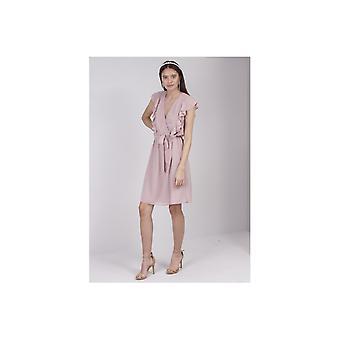 Sofie Schnoor Julie Gold Dotted Dress