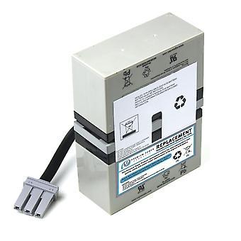 Utskifting UPS batteri kompatibel med APC SLA32