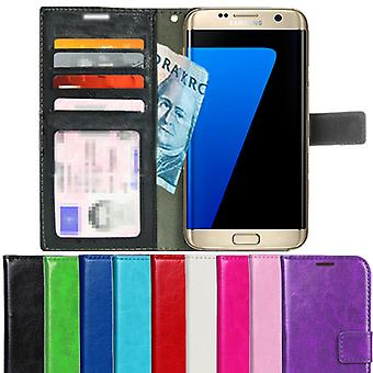 TOP Wallet Case Samsung Galaxy S7 Edge