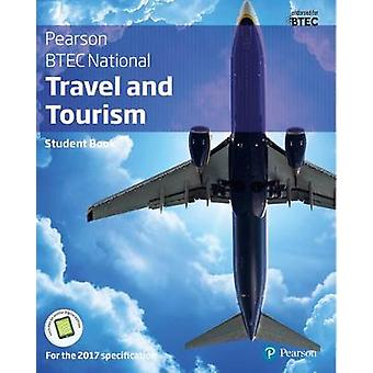 BTEC Nationals Travel  Tourism Student Book  Activebook by Gillian Dale