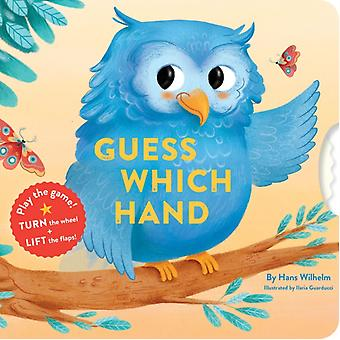 Guess Which Hand by Hans Wilhelm