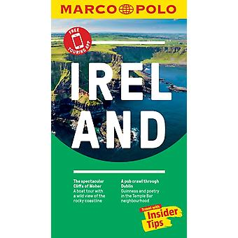 Ireland Marco Polo Pocket Travel Guide  with pull out map