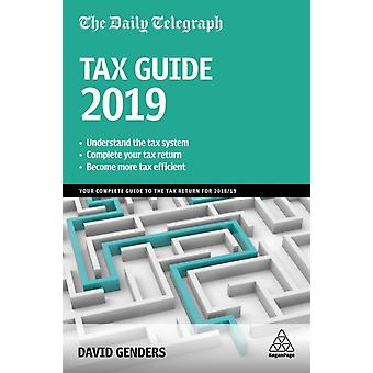 Daily Telegraph Tax Guide 2019 by David Genders