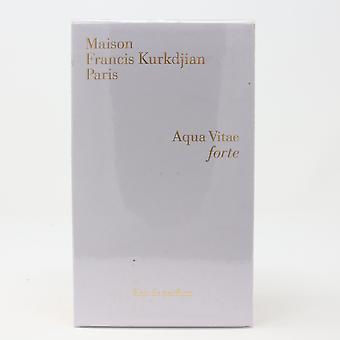 Maison Фрэнсис Kurkdjian Aqua Vitae Форте Eau De Parfum 2.4 oz/70 мл, в коробке