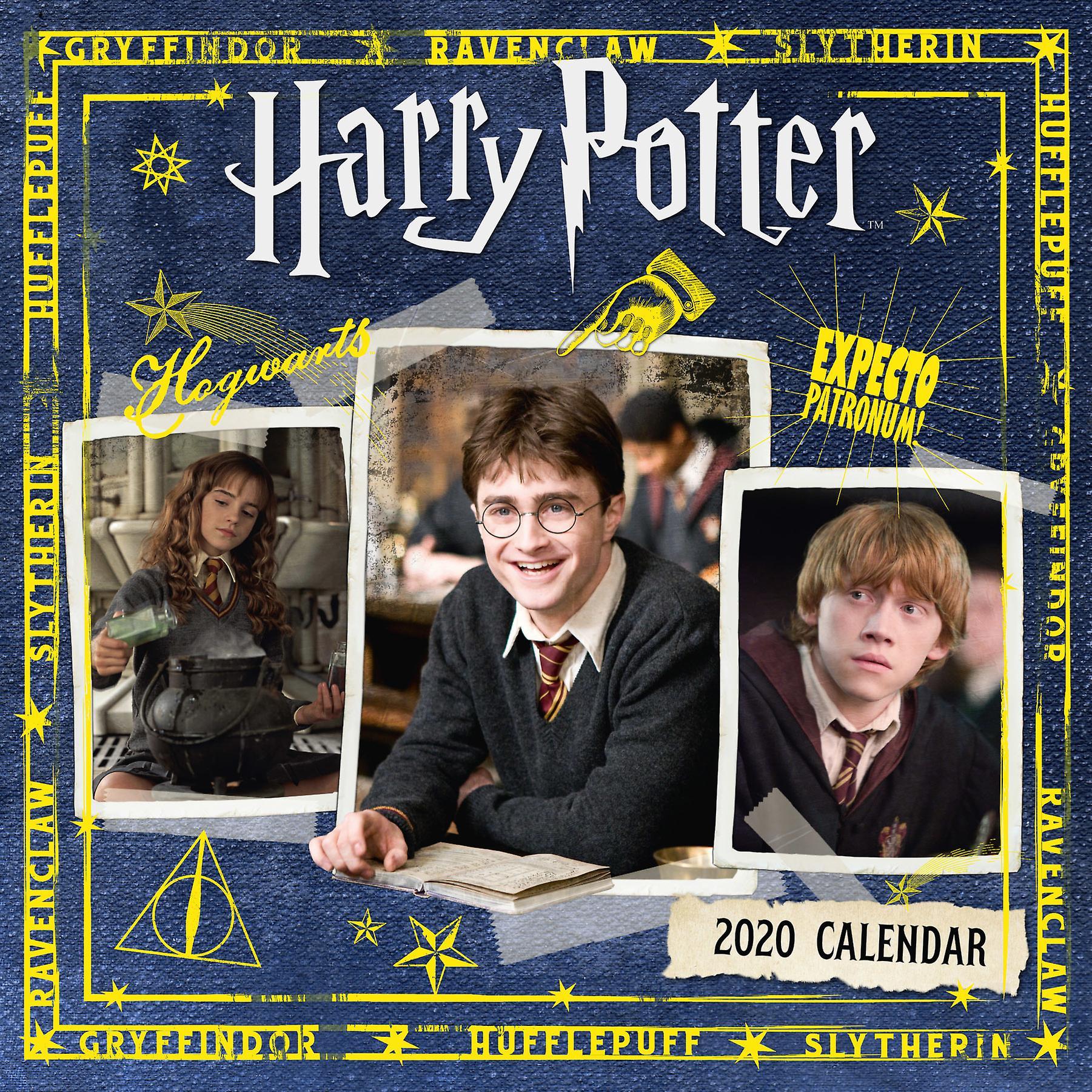 Harry Potter Calendar 2020