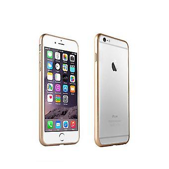 Pare-chocs en aluminium tous les modèles de champagne iPhone