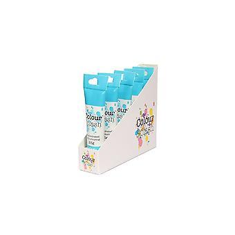 Gel Splash a colori - Blu - 25g X 5