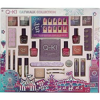 Q-KI Catwalk Collection Gift Set 23 Pieces