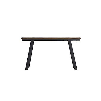 Light & Living Side Table 160x40x80cm Corti Wood-Grey