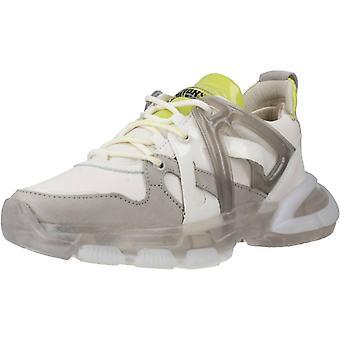 Bronx Shoes Sport / Zapatillas Bronx 70-street Color Offwhtgree
