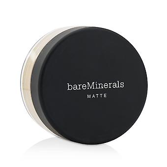 Bare minerals matte foundation broad spectrum spf15 golden medium 154472 6g/0.21oz