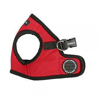 Puppia Vest harness Soft Red B (Dogs , Collars, Leads and Harnesses , Harnesses)