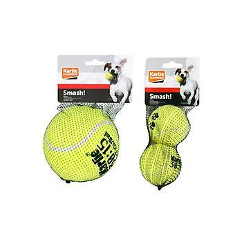 Karlie Flamingo Tennis pallot 13cm (koirat, lelut & Sport, pallot)